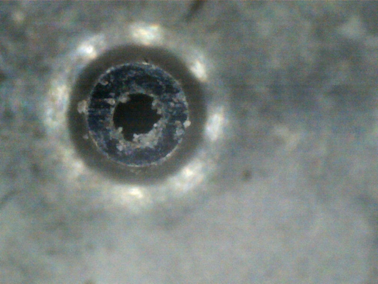 激光微孔加工